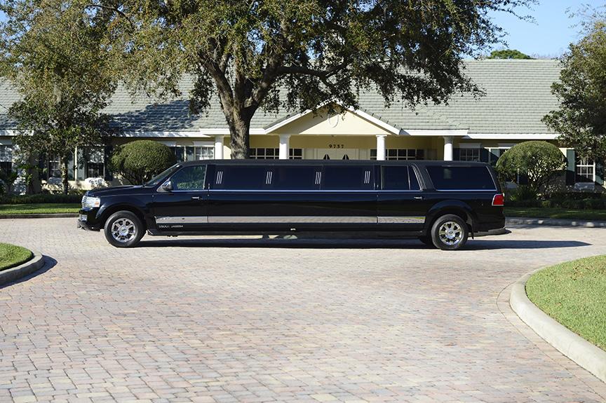 SUV Stretch Limousine